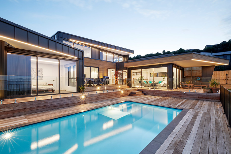 Outdoor and pool lighting