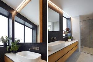 Liv Light bathroom strip lighting