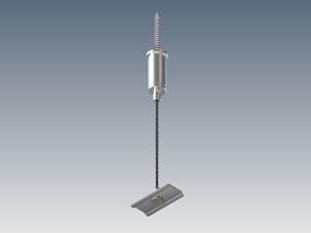 Wire suspension