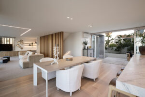 Living and dining lighting