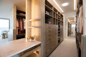 Project dressing room by Liv Light